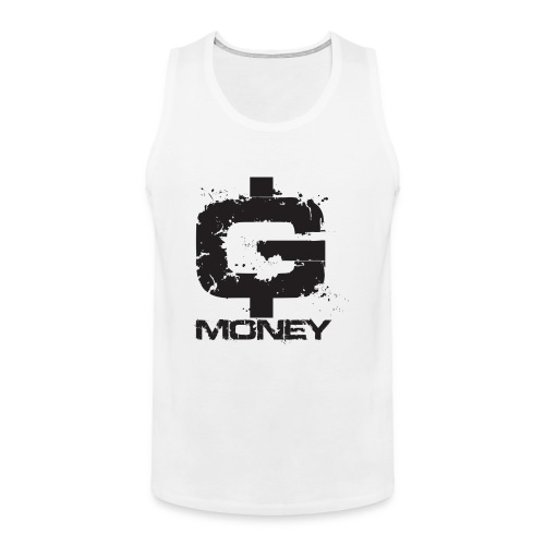 G money. - Men's Premium Tank