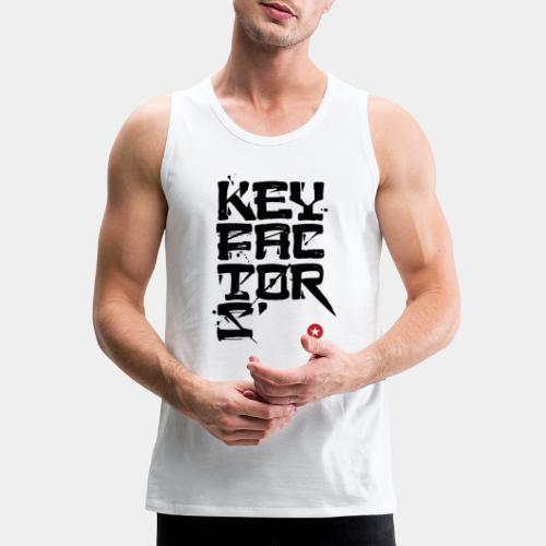 key factor - Men's Premium Tank