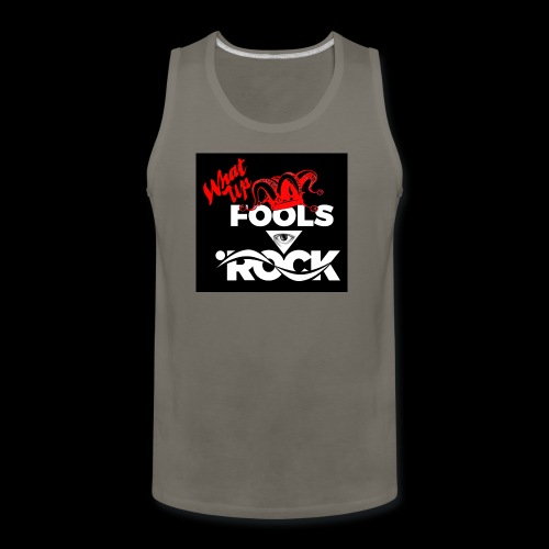 Fool design - Men's Premium Tank