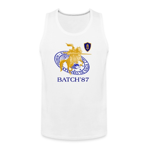 Ateneo Batch 87 - Men's Premium Tank