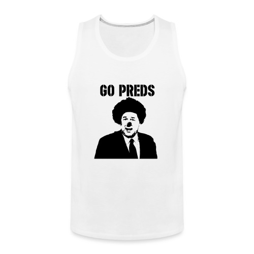 Go Predators - Men's Premium Tank