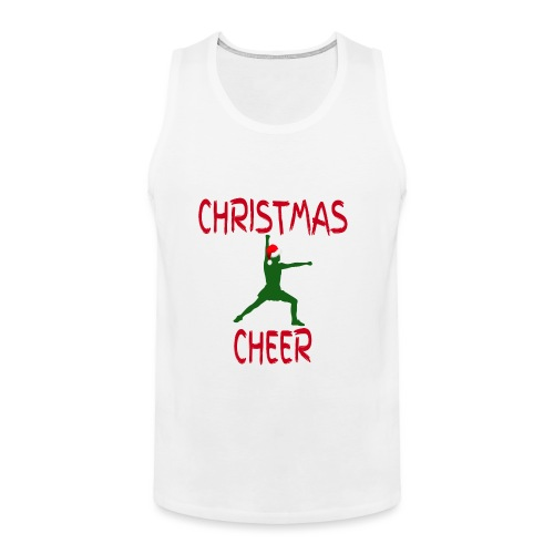 Christmas Cheer - Men's Premium Tank