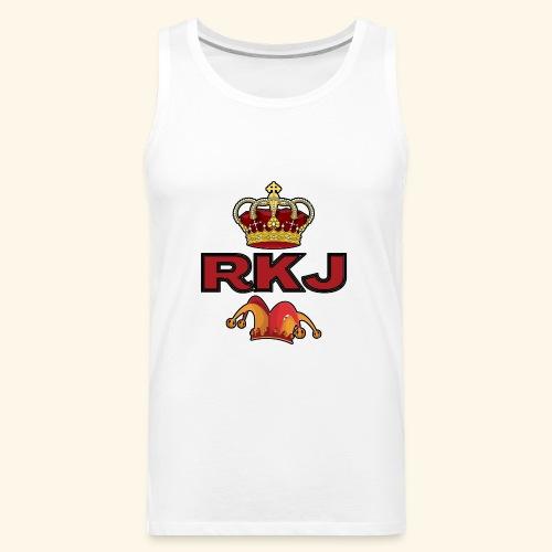RKJ2 - Men's Premium Tank