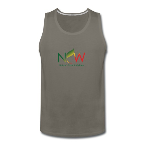 Ncw Big Logo - Men's Premium Tank