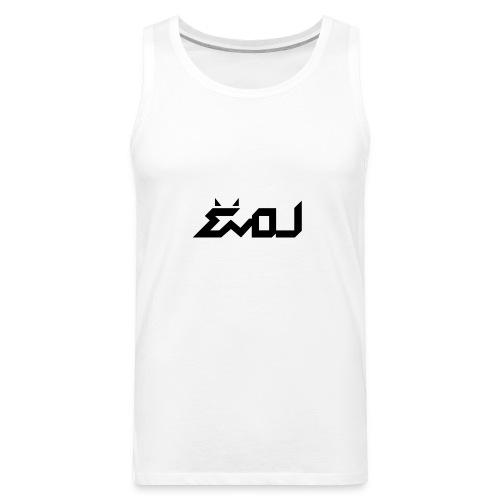 evol logo - Men's Premium Tank