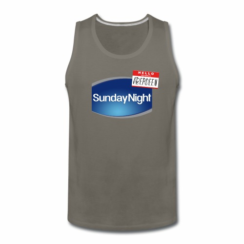 Sunday Night - Men's Premium Tank