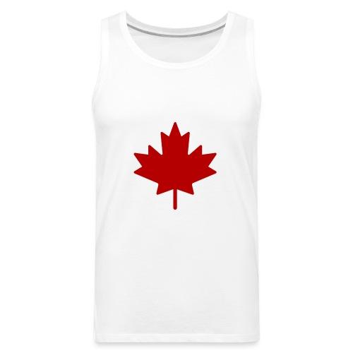 Make Canada Baked Again Mouse pad - Men's Premium Tank