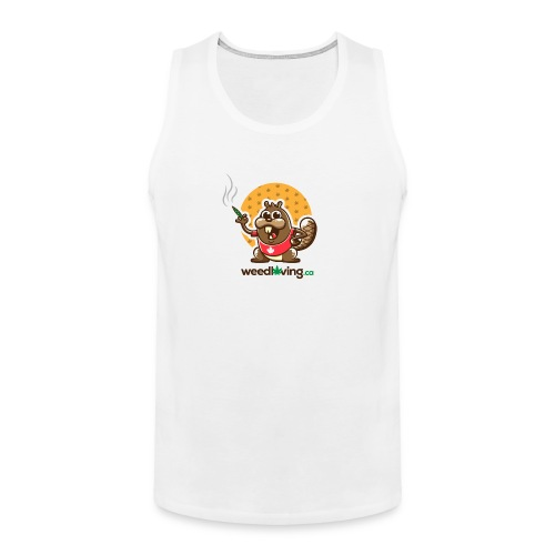 WeedLoving.ca Classic Swag - Men's Premium Tank