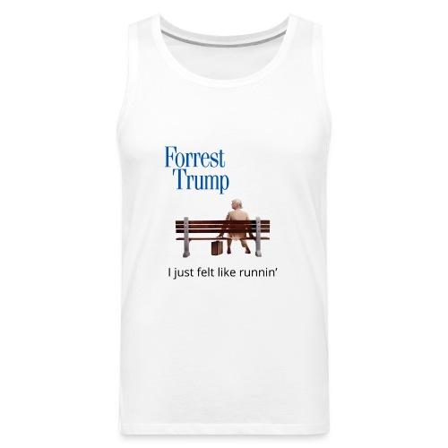 Forrest Trump - Men's Premium Tank