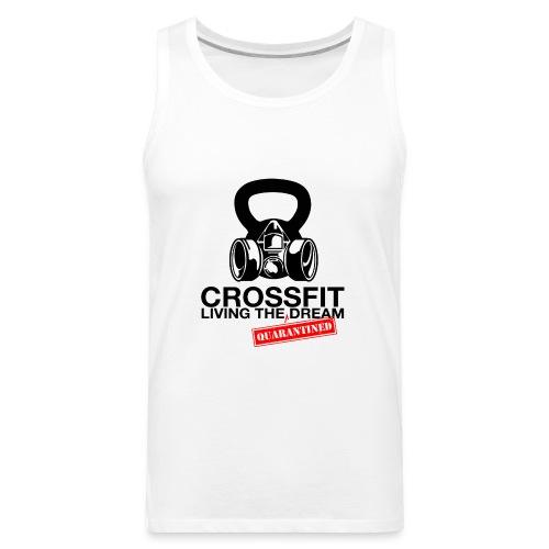 CROSSFIT LTQD - Men's Premium Tank