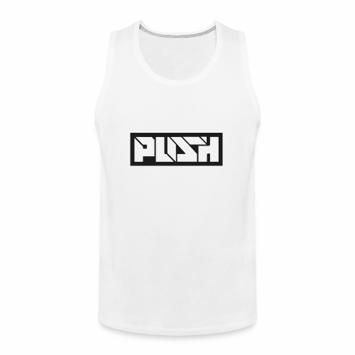 Push - Vintage Sport T-Shirt - Men's Premium Tank