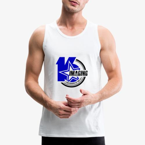16 Badge Color - Men's Premium Tank