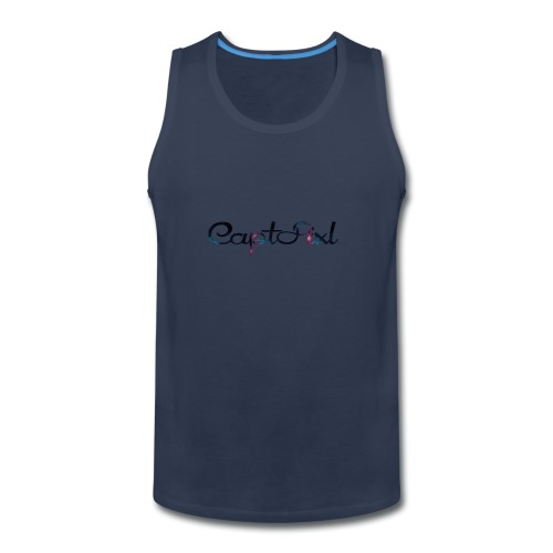 My YouTube Watermark - Men's Premium Tank