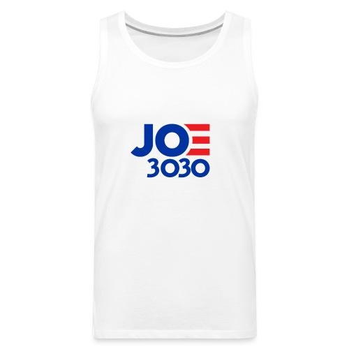 Joe 3030 - Joe Biden Future Presidential Campaign - Men's Premium Tank