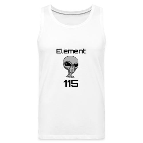 Element 115 - Men's Premium Tank