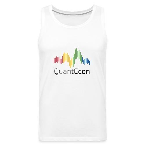 QuantEcon Official Logo - Men's Premium Tank