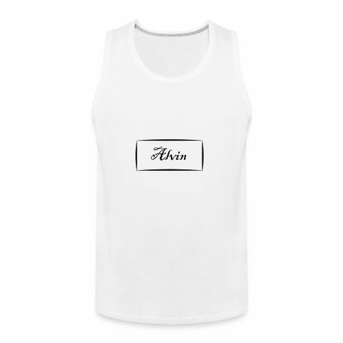 Alvin - Men's Premium Tank