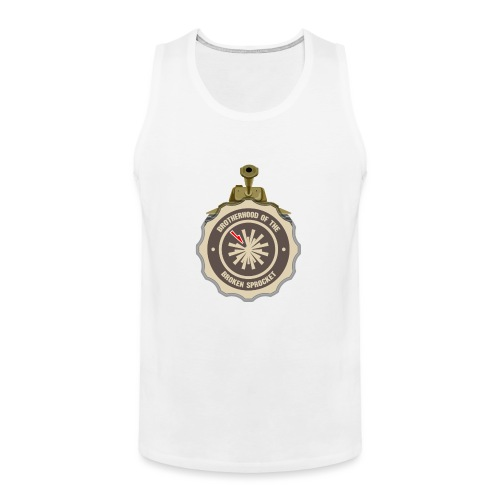 Brotherhood of the Broken Sprocket - Men's Premium Tank