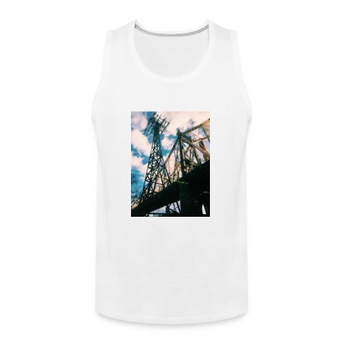 Ed Koch bridge - Men's Premium Tank
