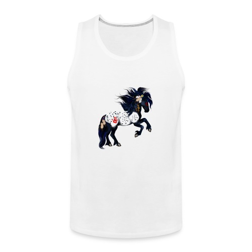 Appaloosa War Pony - Men's Premium Tank