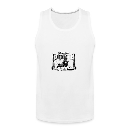 The Original Barbershop - Men's Premium Tank