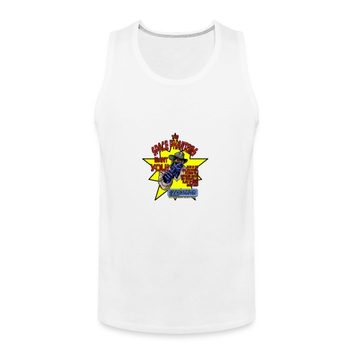 Space Phantom - Men's Premium Tank