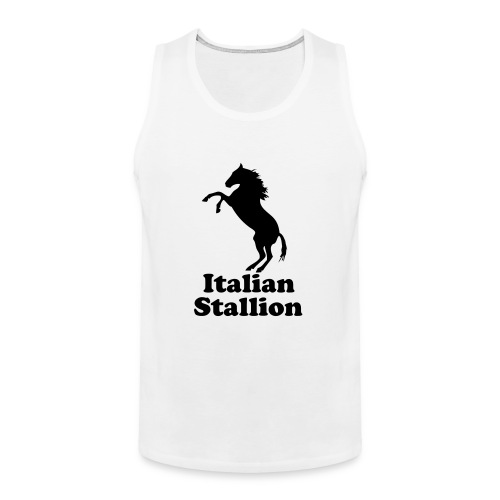 Italian Stallion - Men's Premium Tank