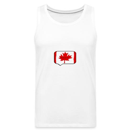 Canada, Eh! - Men's Premium Tank