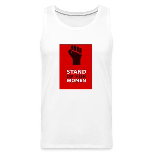 Stand for womens - Men's Premium Tank