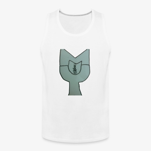 My Channel Logo - Men's Premium Tank