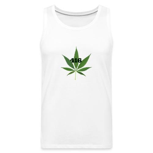 Toronto marijuana - Men's Premium Tank