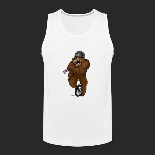 Russian Bear - Men's Premium Tank