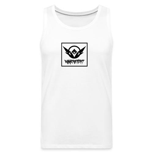 WARHEIGHT - Anarchy Logo - Black - Men's Premium Tank