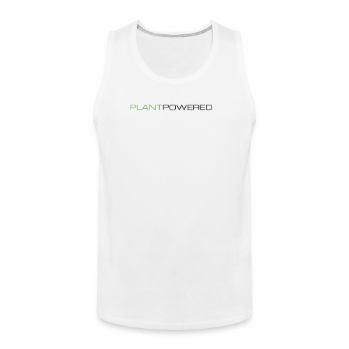 _PLANT POWERED - Men's Premium Tank