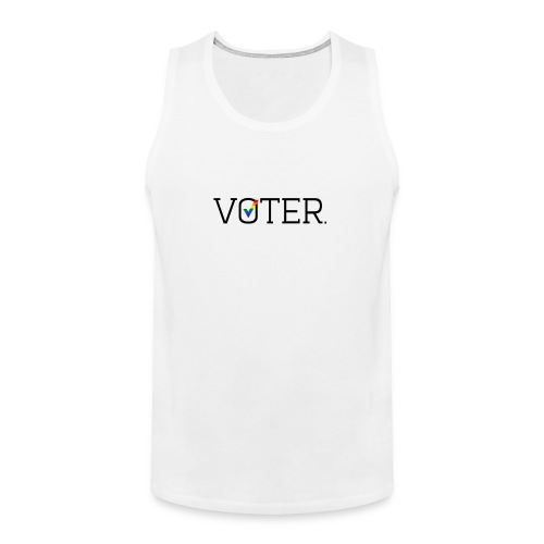 Voter Two-Toned Shirt - Men's Premium Tank