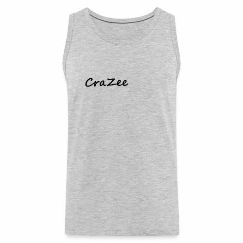 CraZee - Men's Premium Tank