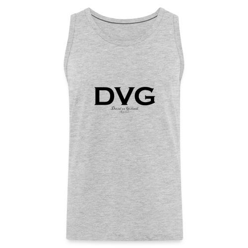 DVG Logo Limited - Men's Premium Tank