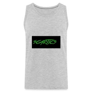 scartics - Men's Premium Tank
