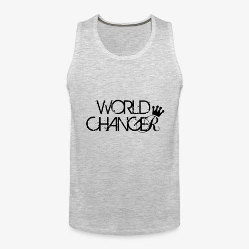 World Changer - Men's Premium Tank