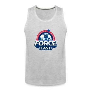 FORCE CAST LOGO - Men's Premium Tank