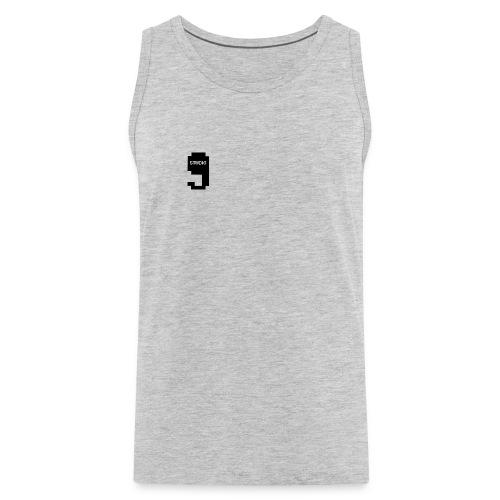 Offical Studio9 Logo Clothes - Men's Premium Tank