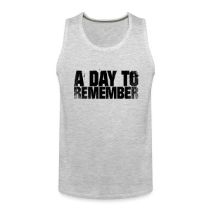 a day to remember - Men's Premium Tank
