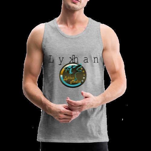 LykhanMedia - Men's Premium Tank