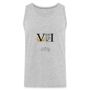 Veni Vedi Vici Long Sleeve T-Shirt - Men's Premium Tank