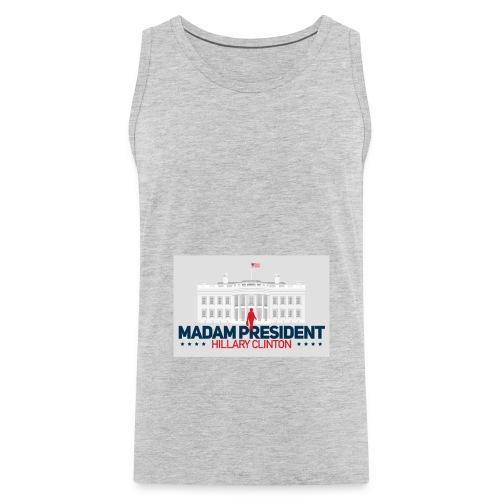 Madam President - Men's Premium Tank