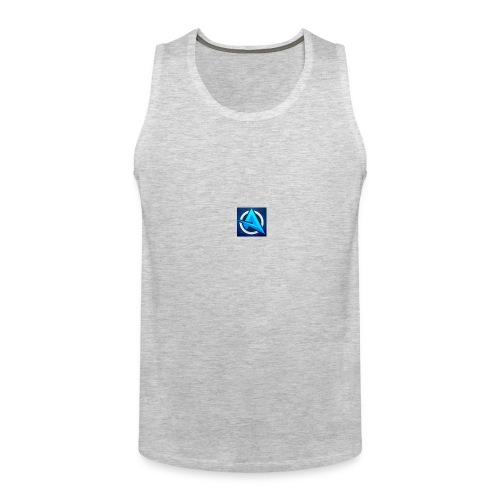 Adhil Vlogs - Men's Premium Tank