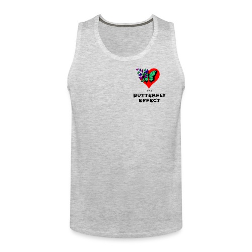 The Butterfly Effect ~ OTG - Men's Premium Tank