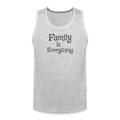 Family T-shirt - Men's Premium Tank