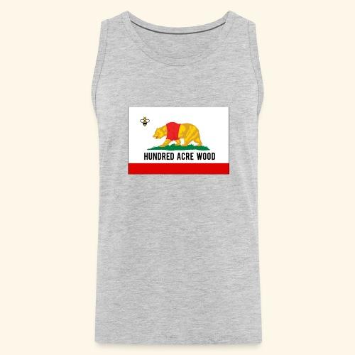 Golden Honey State - Men's Premium Tank