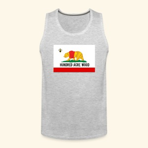 Golden Honey State - Men's Premium Tank